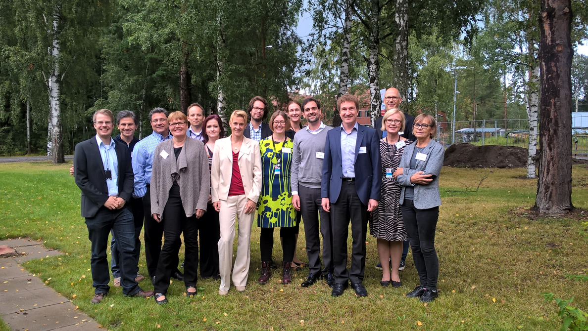 September 2015 – First Prominent Project Meeting In Helsinki