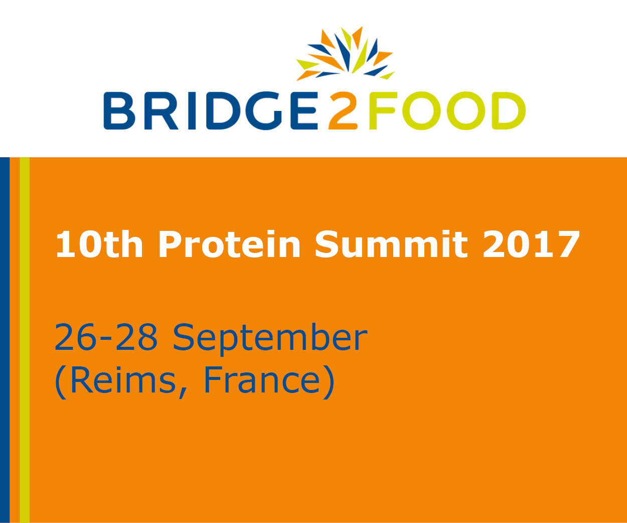July 2017 – Prof. Kaisa Poutanen Speaking At 10th Protein Summit 2017 (26-28 September In Reims)