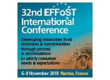 Aug 2018 – Pai Silventoinen Presenting At 32nd European Federation Of Food Science & Technology (EFFoST) Conference (6 November 2018 In Nantes (France))